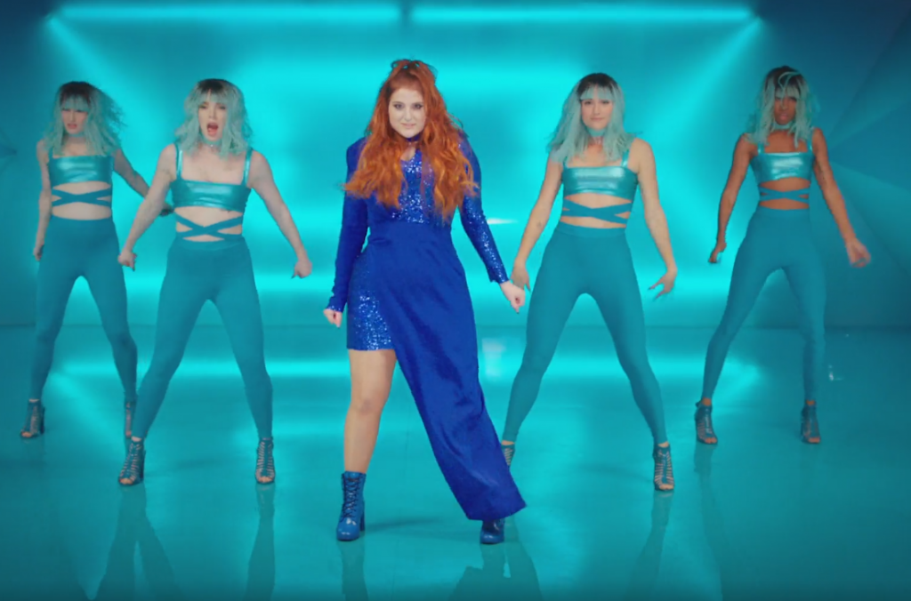 "Meghan Trainor Re-Releases The Video For ""Me Too"" - CHFI"