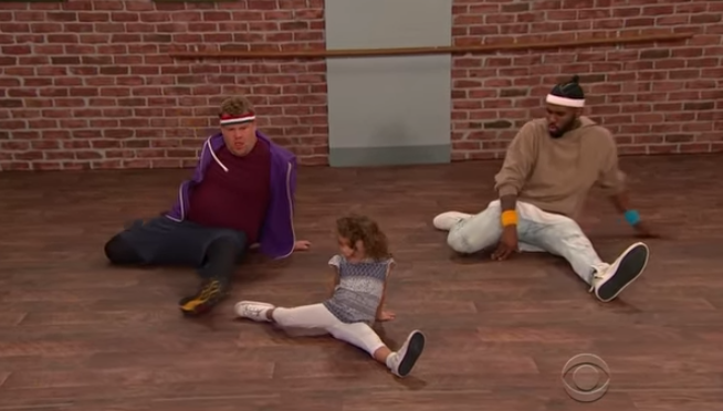 james and jason and toddler