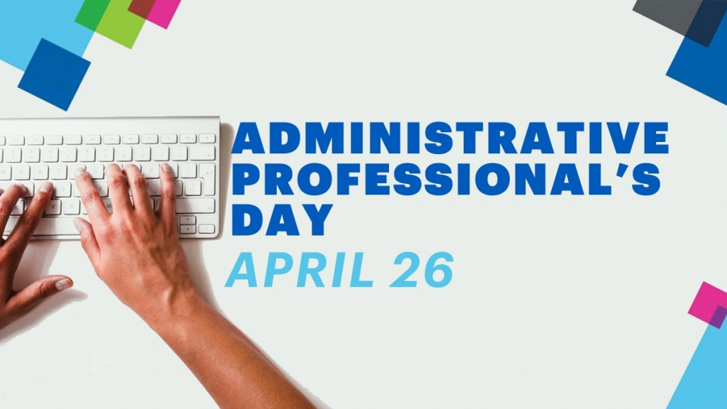 administrative professionals day chfi
