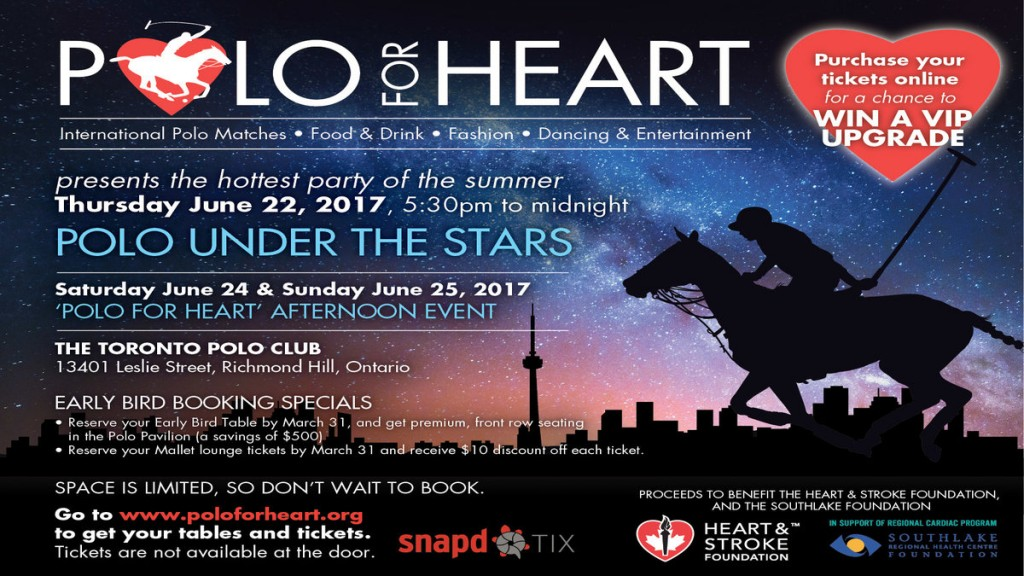Polo For Heart 2017 image for Annie