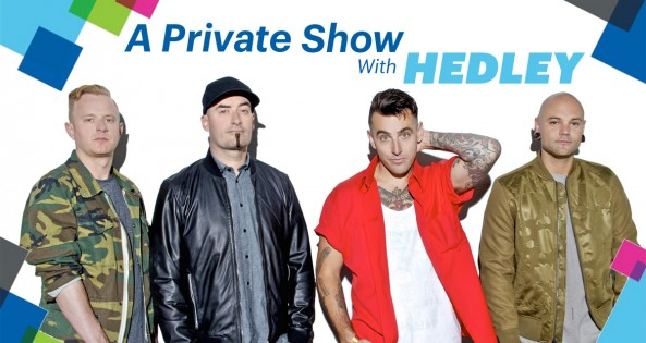 HedleyPrivateShow