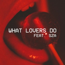 What Lovers Do - Maroon 5 Sza-591x591