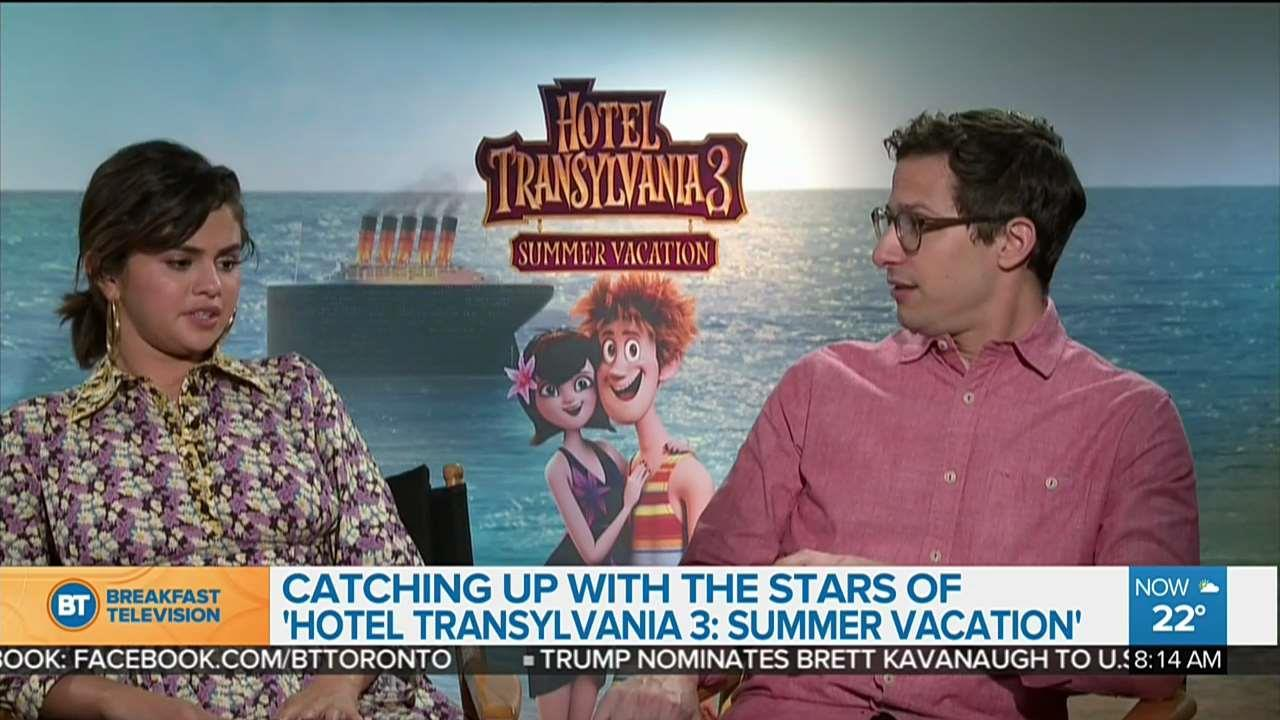 Catching Up With The Stars Of Hotel Transylvania 3