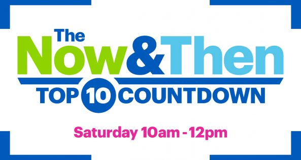 The Now & Then Top 10 Countdown