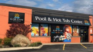 Gib-San Pool & Hot Tub Centre