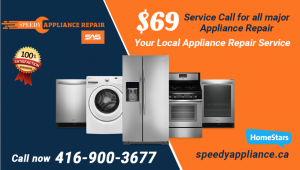 Speedy Appliance Repair