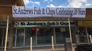 St Andrews Fish & Chips