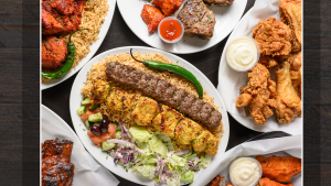 Zaitoun Kabob, Broast and Ribs