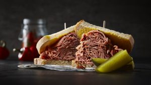 Rock N Deli MTL Smoked Meat